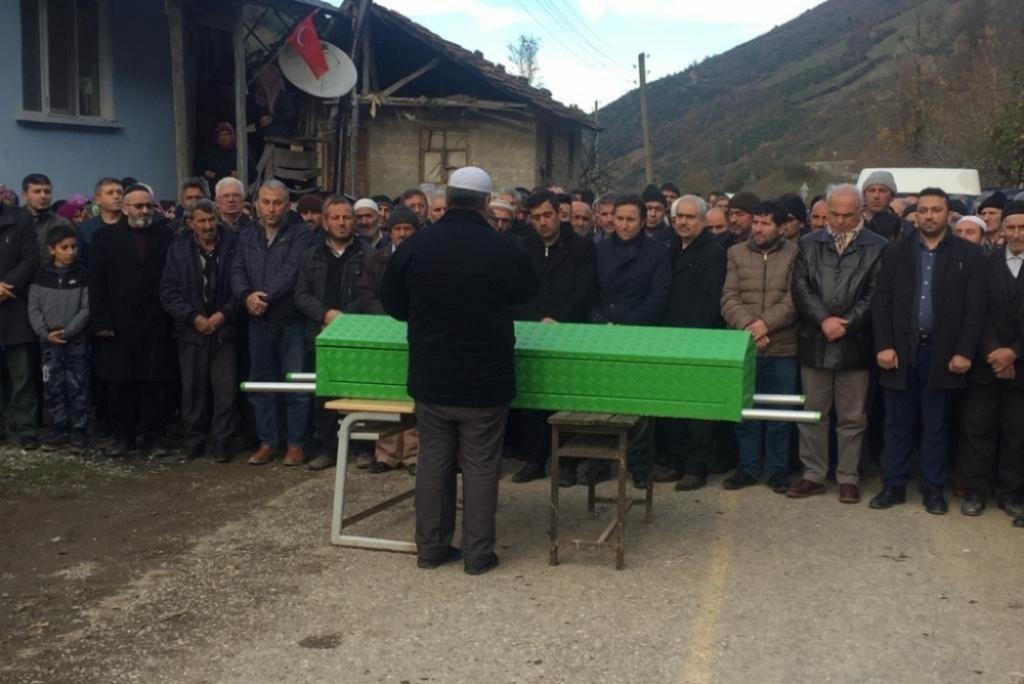 Şaziye TATAR'ın Cenazesine Katıldık