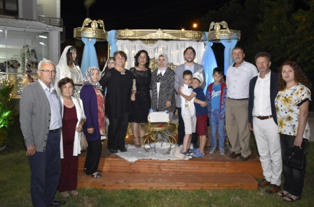 Doğu ÇEVİK'in Sünnet Düğününe Katıldık