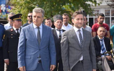 30 Ağustos Zafer Bayramı'nın 97. Yıl Dönümü Törenlerle Kutlandı