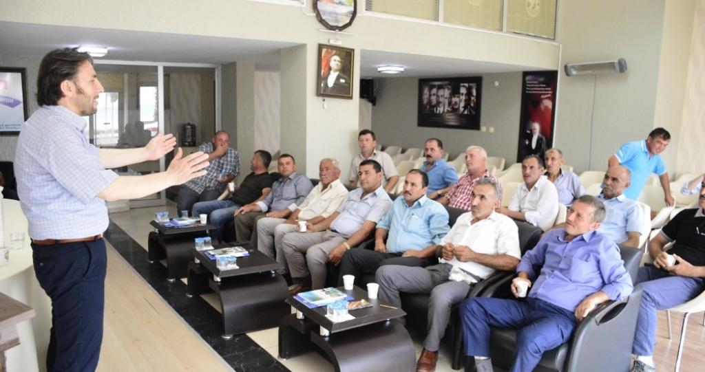 2019 Yılı Temmuz Ayı Muhtarlar İstişare ve Değerlendirme Toplantısı Yapıldı