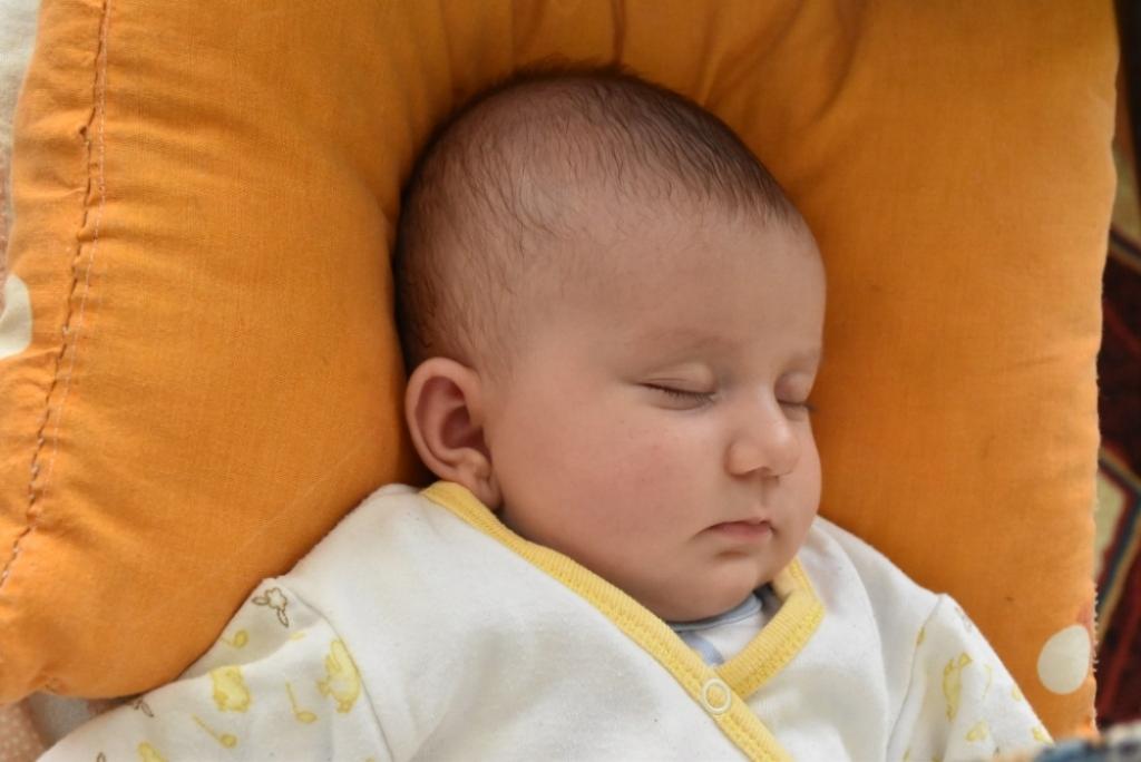 Hoş Geldin Eslem Nur Kilitçi Bebek