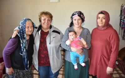 Hoş Geldin Fatma Nisa Babacan Bebek