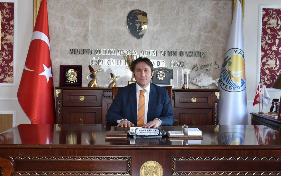 Belediye Başkanımız Hüseyin KIYMA, Yeni Yıl Dolayısıyla Mesaj Yayımladı.