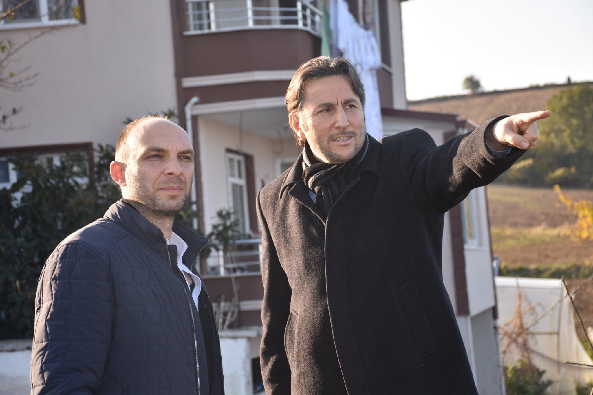 Kozköy Mahallesinde İncelemeler Yapıldı.