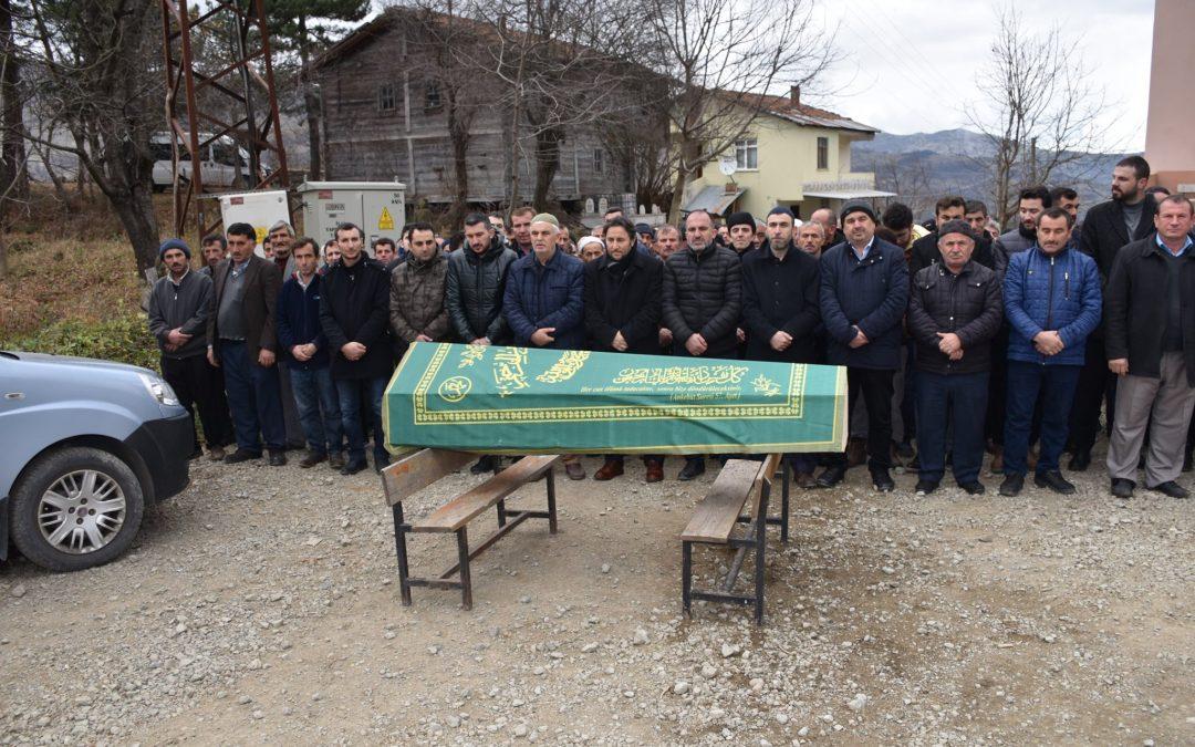 Vefat eden vatandaşlarımızın ailelerine taziyede bulunduk.