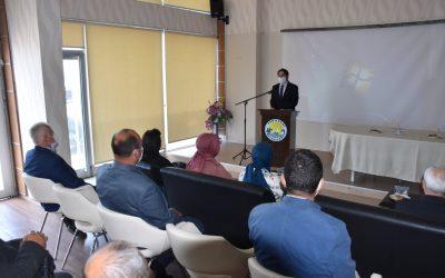 2020 yılı Haziran Ayı Muhtarlar İstişare ve Değerlendirme Toplantısı Yapıldı.