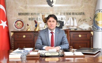 Belediye Başkanımız Hüseyin KIYMA'nın Ramazan Bayramı Mesajı ;