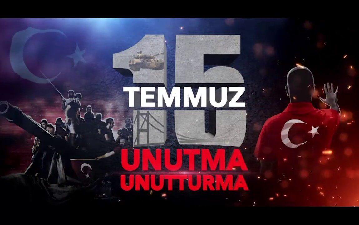 Belediye Başkanımız Hüseyin Kıyma, 15 Temmuz Demokrasi ve Milli Birlik Günü dolayısıyla mesaj yayımladı.