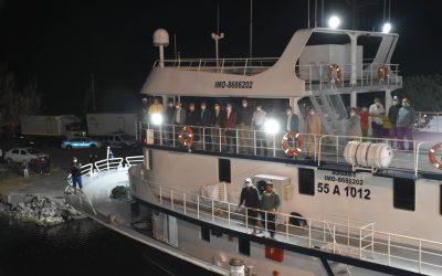 2020-2021 Balıkçılık Sezonunu Dualar Eşliğinde Açıldı.