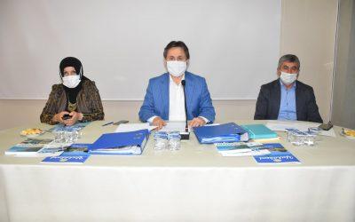 2020 yılı Ekim Ayı Meclis Toplantısı, Belediye Başkanımız Hüseyin Kıyma'nın Başkanlığında Gerçekleşti.