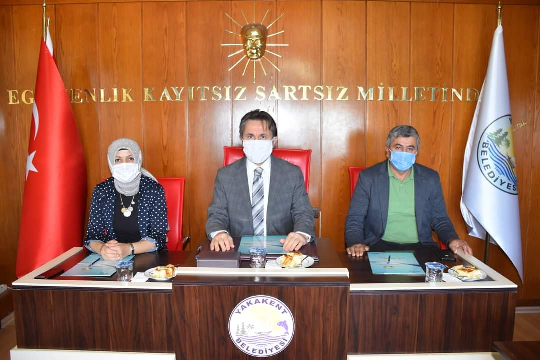 Belediye Meclis Toplantısının 2. Oturumu Gerçekleşti.