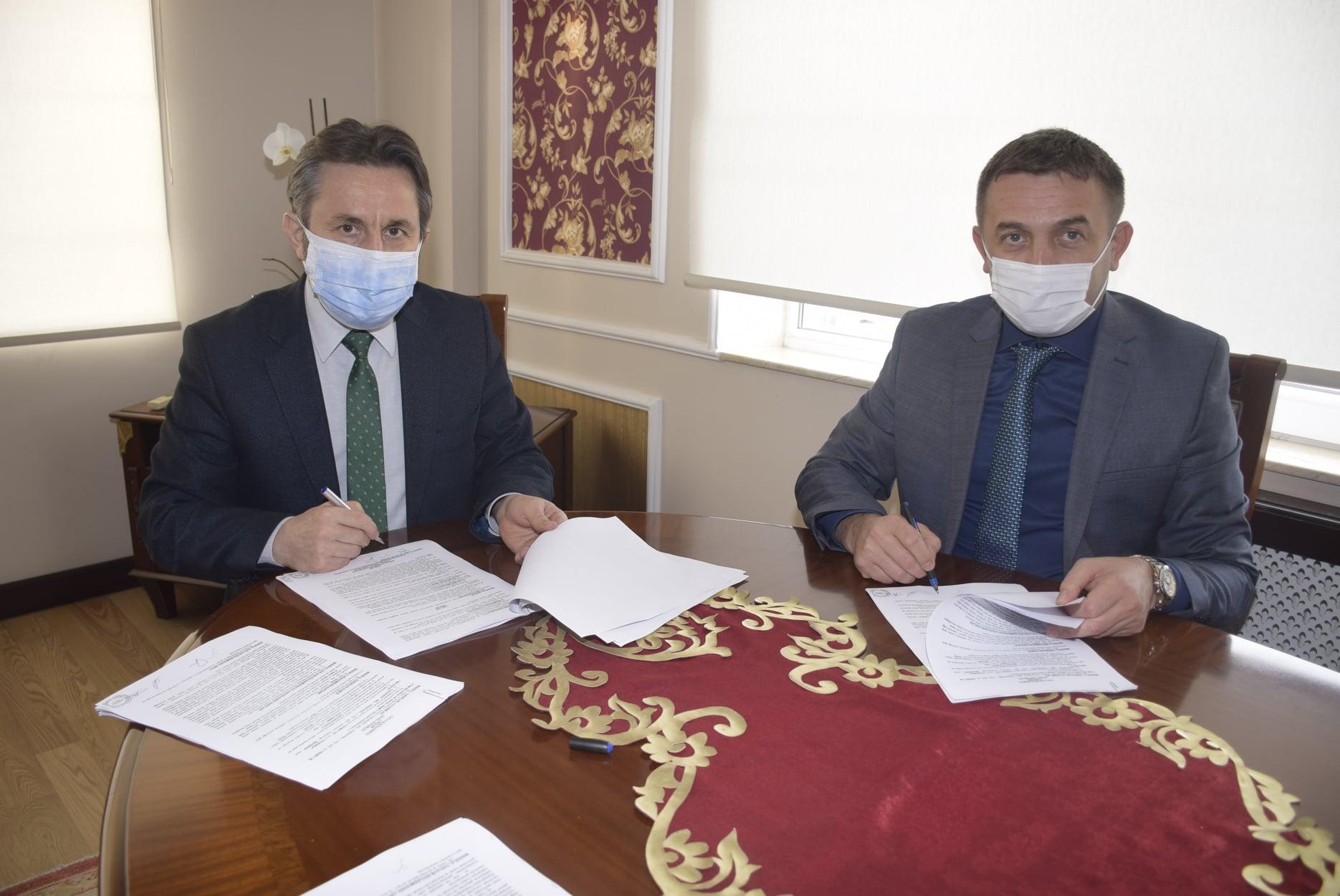 Yakakent Belediyesi Personel Ltd. Şti. ile Hizmet-İş Sendikası arasında KHK ile kadroya geçen 30 belediye işçisini kapsayan Toplu İş Sözleşmesi imzalandı.