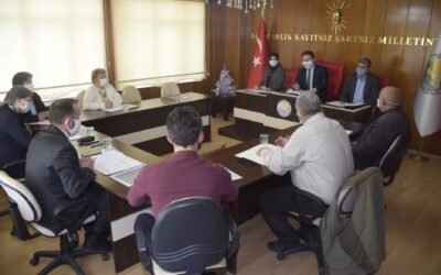 2021 Yılı Ocak Ayı Meclis Toplantısı Yapıldı