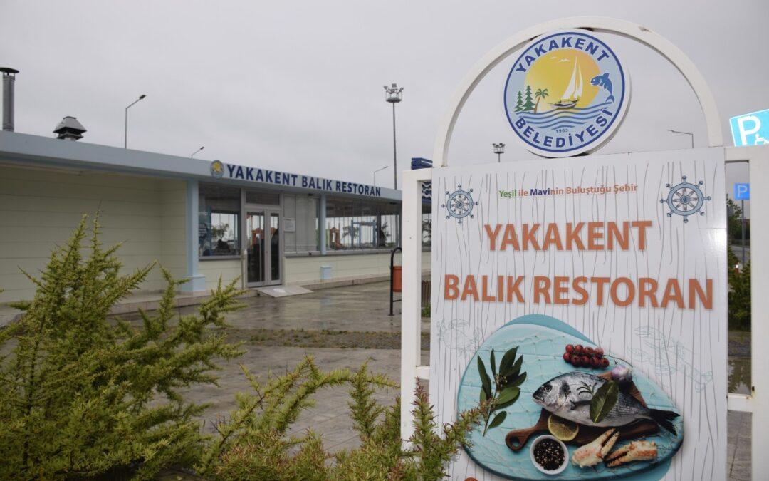 Yakakent Balık Restoran 1 Haziran tarihi itibariyle hizmet vermeye başladı.
