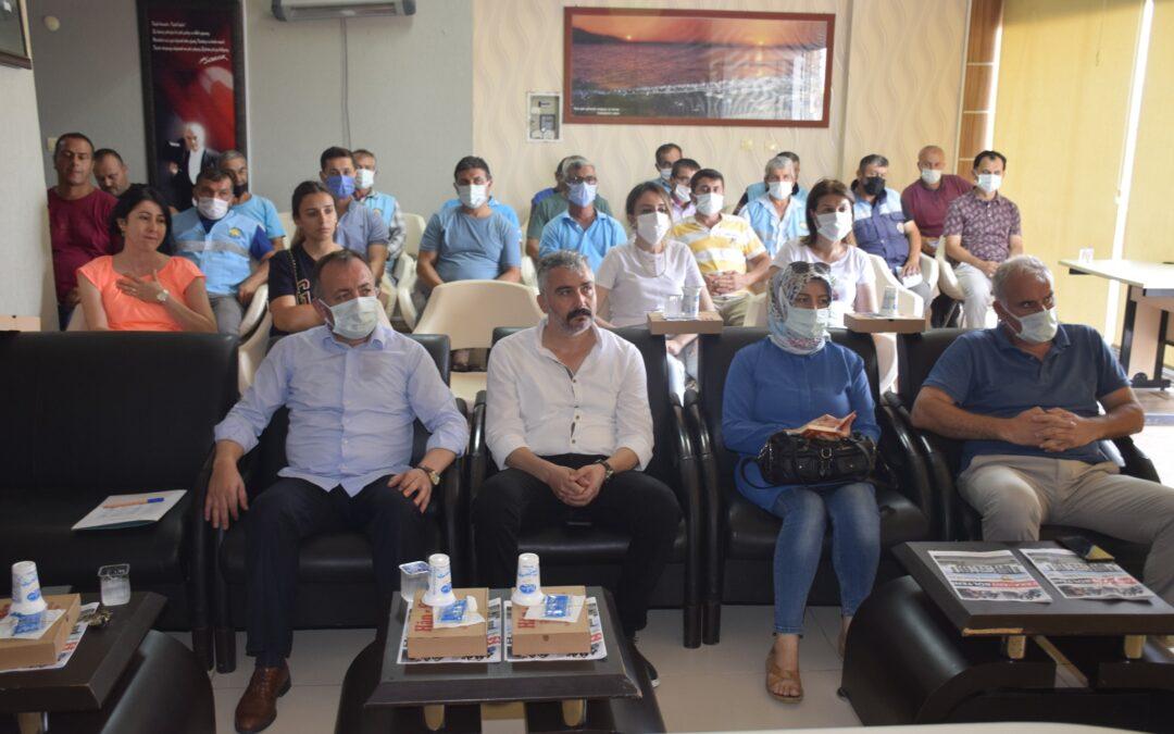 Yakakent Belediyesi Personel Toplantısı Yapıldı
